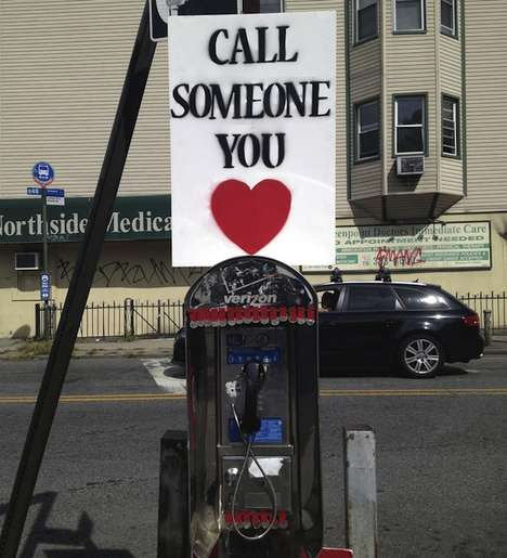 Heart-Warming Payphone Projects