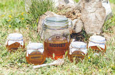 Holistic Honey Branding