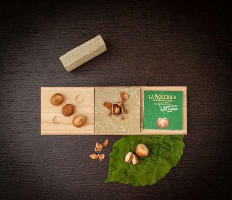 Refined Nutty Branding
