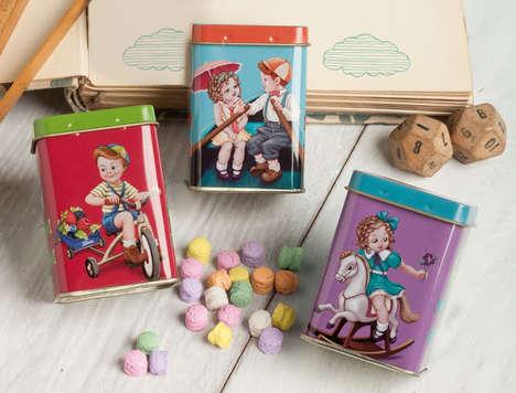 Vintage Candy Branding