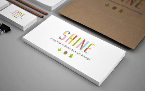 Recycled Soap Packaging - S.H.I.N.E. is a Project Focused in Mozambique for Those in Need