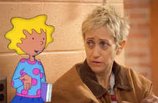 Voice-Replacing Cartoon Mashups - This is a Patti Mayonnaise and Orange is the New Black Mashup