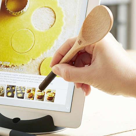 Touchscreen Cooking Utensils