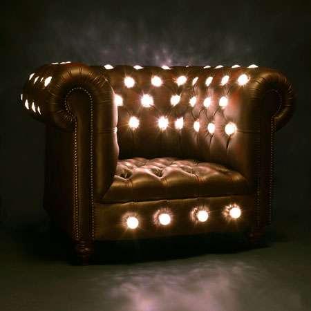 Illuminated Eco Seating