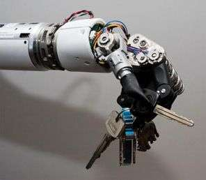 Prosthetic Arms for Wounded Soldiers