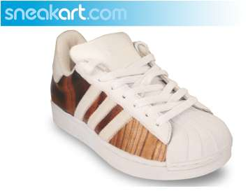 DIY Sneaker Designs - Sneakart Personalized Skins