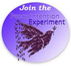 Focused Virtual Intent - The Peace Intention Experiment