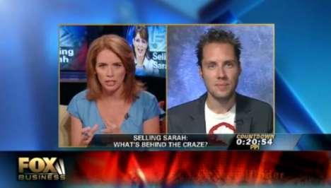 FOX Business News: Jeremy Gutsche on Sarah Palin Fever