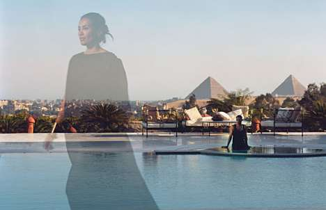 Exotic Egyptian Beauty