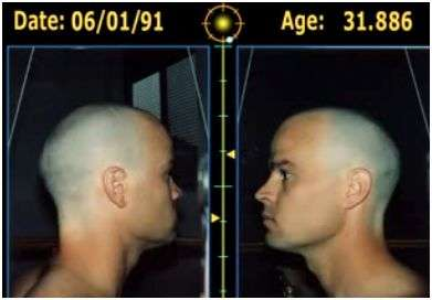 Personal Time Lapse Aging