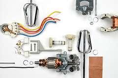 Deconstructed Appliance Art