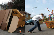 Creativity With Dumpsters