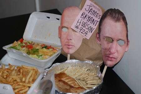 Morbid Delivery Food