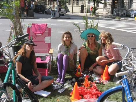 Parking Day Redefines Public Spaces