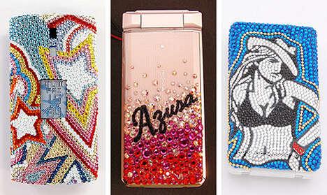 Gaudy Mobile Phones