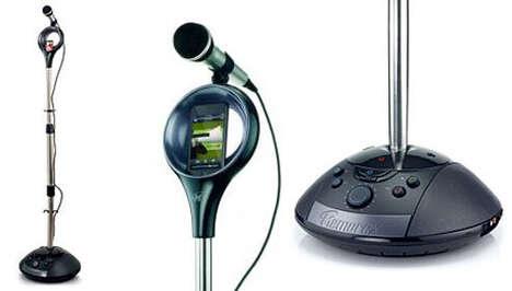 iPod Integrated Karaoke