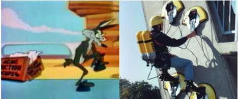 Inventions Inspired by Cartoons