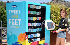 Flip Flop Vending Machines
