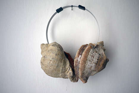 Serene Seashell Headphones