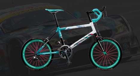 Anime Popstar Bikes