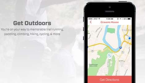 Adventurous Discovery Apps