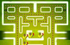 World Cup Biting Games - The Luis Suarez is BiteMan Game is Inspired by PacMan