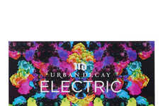 Electrifying Makeup Palettes - Urban Decay Electric is Full of Eye-Poppingly Brilliant Shades