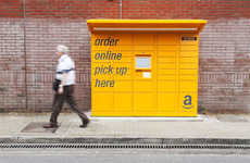 Web Shopping Drop Boxes