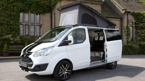 Versatile Camping Vans