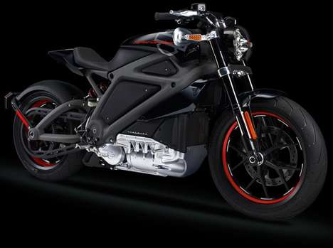 Iconic Electric Motorcycles