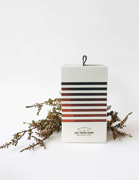 Striped Honey Branding