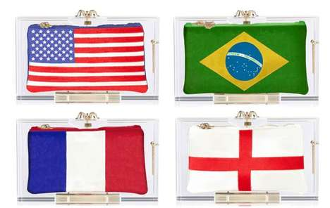 Football Fanatic Clutches