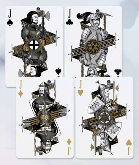 Historic Rivalry Card Decks