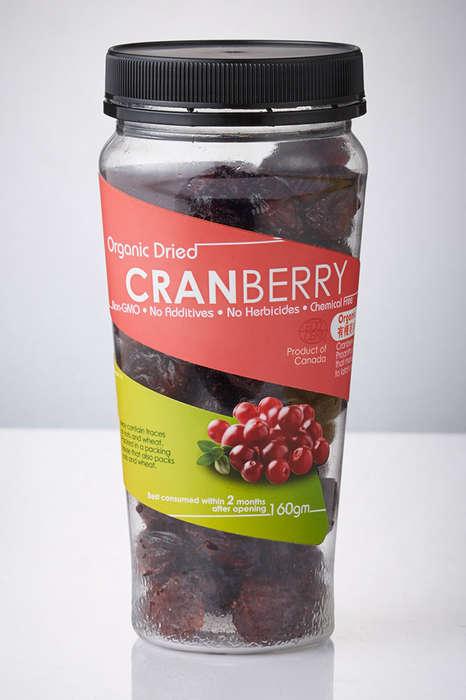 Top Heavy Fruit Packaging