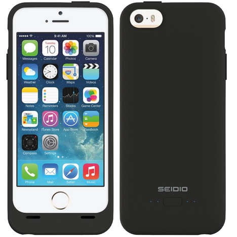 Chargeable Smartphone Cases