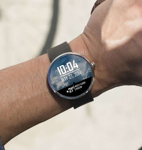 Revolutionary Smartphone Watches - The Arrow Smartwatch is a Timepiece with an HD Camera