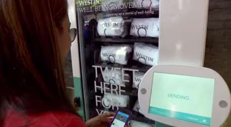 Fitness Gear Vending Machines