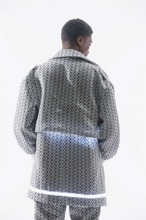 Tech-Integrated Streetwear