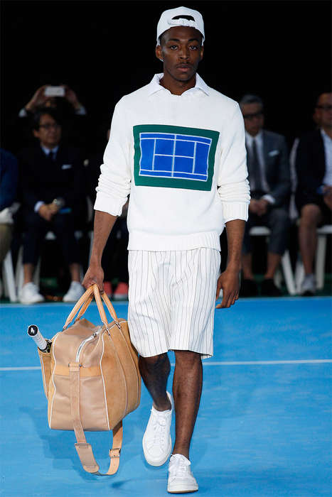 Retro Athlete Runways