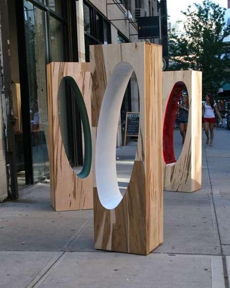 Versatile Hollow Furniture