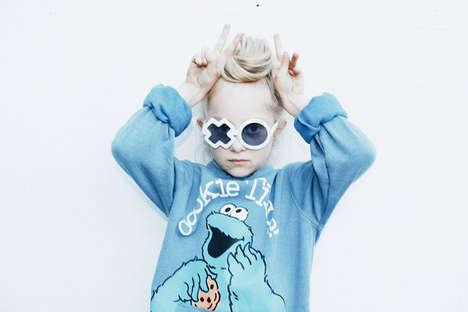 Quirky Kid's Eyewear