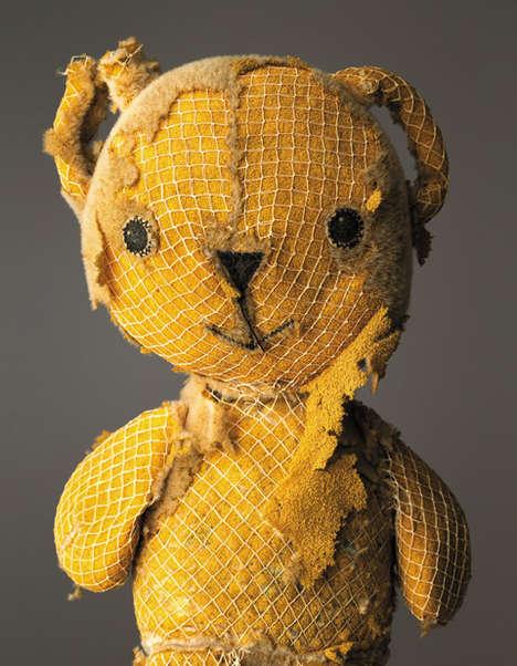 Terrifying Teddy Bear Captures