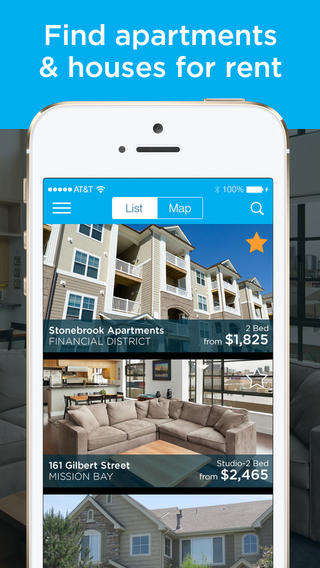 Apartment Tour Apps