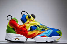 Avian Rainbow Sneakers
