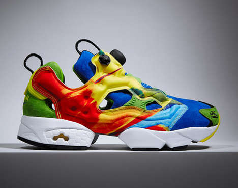 Avian Rainbow Sneakers