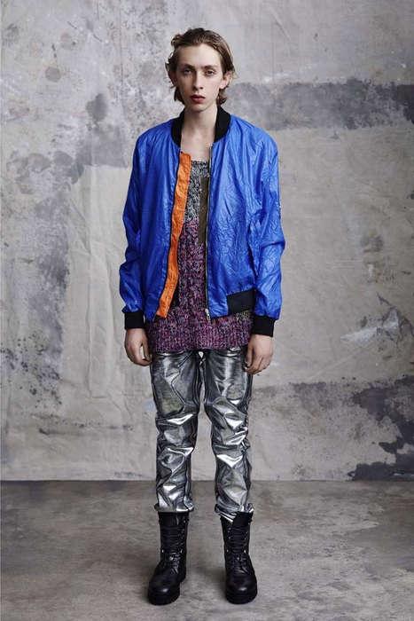 Thrift-Themed Streetwear Catalogs