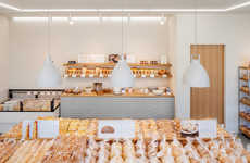 Spacious Oak Bakeries