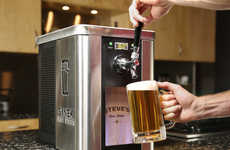 At-Home Beer Taps