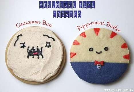 Cult Cartoon Cookies