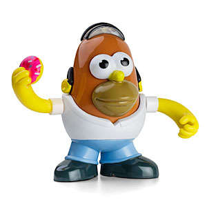 Iconic Character Spuds